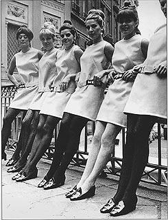 7ebd2a29e La minifalda en los años ´60 | thehistorystyle